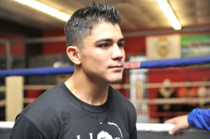 Joseph Diaz ~Photo Credit: Carlos Baeza/Thompson Boxing Promotions