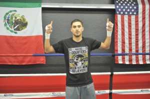 Josesito Lopez ~Photo Credit: Carlos Baeza/Thompson Boxing Promotions