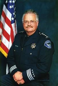 "Charles ""Chuck""Maynard Interim Police Chief DHS"