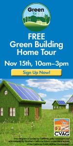 GFL Green Building Home Tour Web Ad Desert Star 300x600